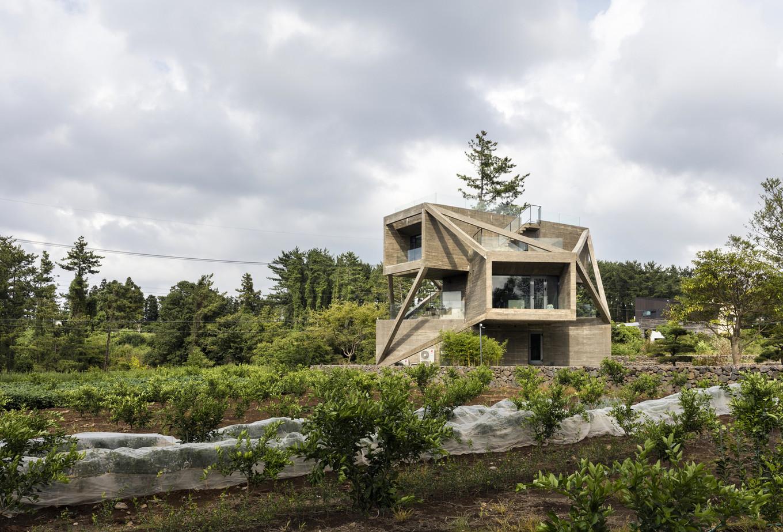 Жилой дом для любителей одиночества